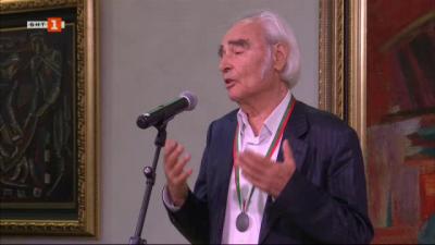 Творческа вечер на акад. Антон Дончев по случай 90-ата му годишнина