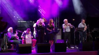 Концерт на Александров рагтайм Бенд