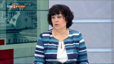 Таня Михайлова: Маските не са задължителни в час, но са задължителни в общите помещения
