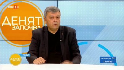 Илия Кузманов, синдикалист: 50% бонус за извънредния труд на полицаите