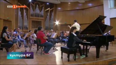 Концерт на Академичния симфоничен оркестър на НМА Проф. Панчо Владигеров