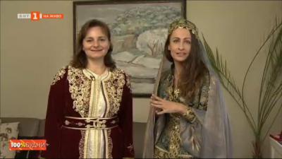 Национални костюми от 15 страни в изложба на Петя Илиева