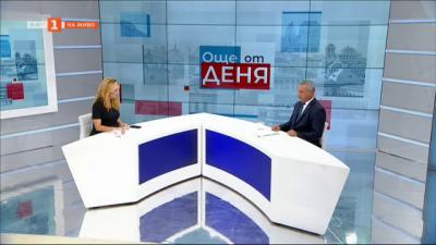 Валери Симеонов, зам.-председател на НС: Машинният вот ще се провали