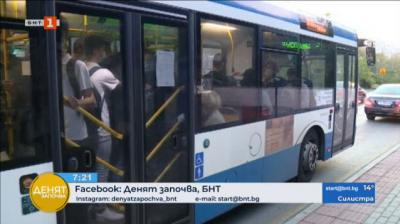 Автобуси във Варна препълнени по време на пандемия