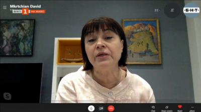 Цветана Паскалева за конфликта в Нагорни Карабах