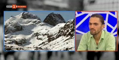 Иван Панкев за живота на пътешественика и за книгата си Планините на България