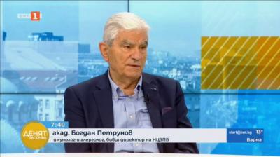 Акад. Петрунов: Маските са механически щит за разпространението на коронавирусната инфекция