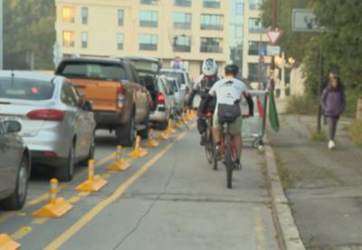 Защо премахват велоалеята по булевард Пушкин в Бояна