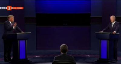 Тръмп - Байдън - дебат или боксов мач? Коментар на Симеон Гаспаров