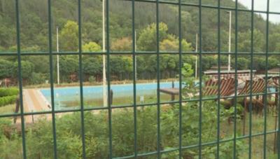 Най-големият аква парк в Югозападна България е в окаяно състояние