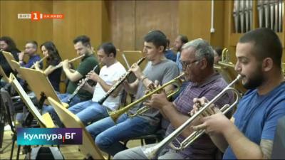 Академичният симфоничен оркестър на НМА представя произведения на Антонин Дворжак и Лудвиг ван Бетовен