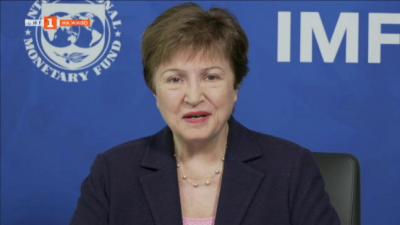 Кристалина Георгиева: Мерките за подкрепа на икономиката и на хората трябва да продължат