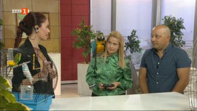 Зооприятели: Как правилно да се грижим за любимите си папагали
