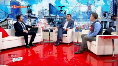 Шпионски афери и други скандали - дискутират Стоян Михалев и Георги Димов
