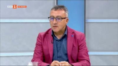 Диян Стаматов, директор на 119-о СУ: Децата със симптоми се спират още на входа на училището