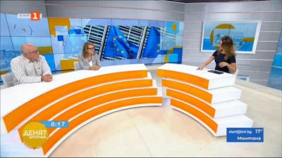 Дебатът в ЕП. Коментар на Антоанета Христова и Кънчо Стойчев