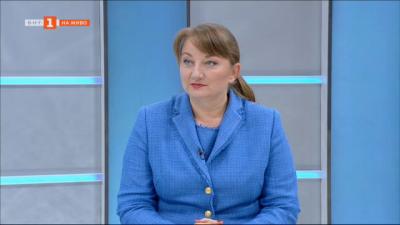 Деница Сачева: Минимална пенсия от 300 лв., максимална пенсия - над 1400 лв. през 2021 г.