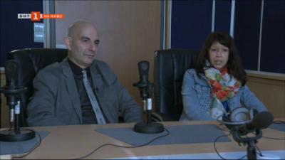 Политически некоректно със Силвия Великова и Петър Волгин