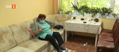 Противоепидемични мреки в клубовете за пенсионери в Русе