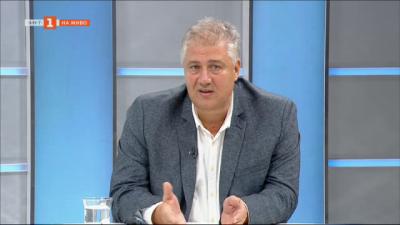 Проф. д-р Асен Балтов: COVID ситуацията у нас е под контрол