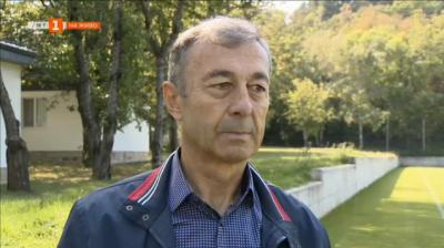 Изпълнителният директор на ЦСКА Пламен Марков за очакванията към тима
