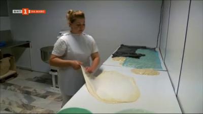 Как се правят казанлъшки банички