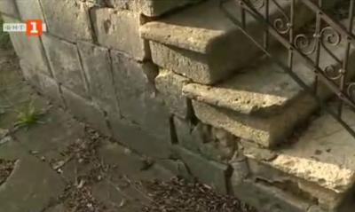 Пропада къщата-музей Димитър Ненов в Разград