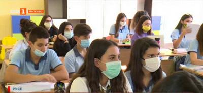 Колко са заразените с COVID в езиковата гимнация в Русе