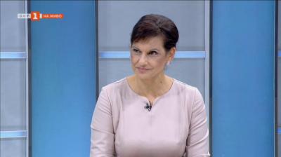 Даниела Дариткова: Ние сме показали и отговорност, но и че приемаме волята на избирателите