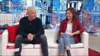 Лиза и Христо Шопови с нов спектакъл
