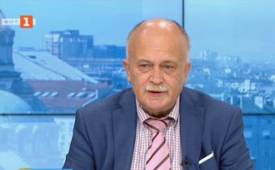 Д-р Пенков: Развитието на COVID у нас е под контрол