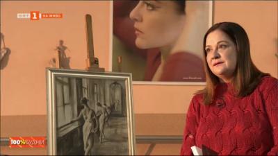 Исторически танци с примата Маша Илиева
