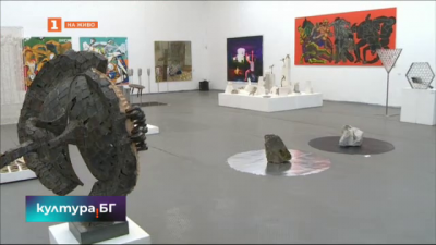 Изложба В началото III в галерия Райко Алексиев