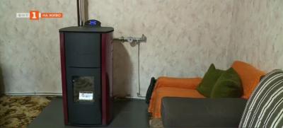 Доставят първите печки на пелети и газ за домакинствата в Русе