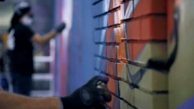 Графитите и уличното изкуство на София