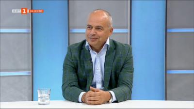 Георги Свиленски: Според социологическите агенции март месец БСП е била 8%, сега е 23,4%