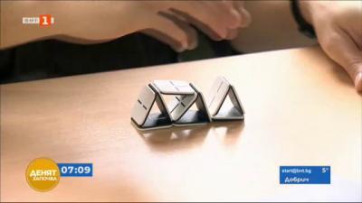 Българин създаде първата система от настолни игри за незрящи