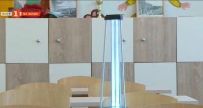 Бактерицидни лампи в училища в Русе