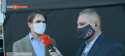 Глобяват за неносене на маски в Русе