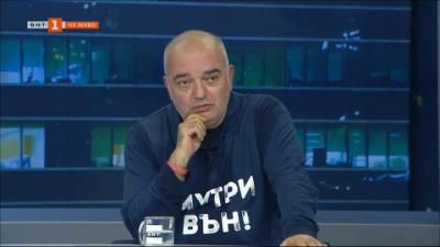 Арман Бабикян: Протестът прогони страха