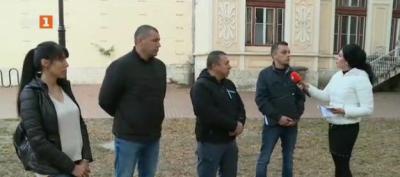 Полицаите на протест във Варна