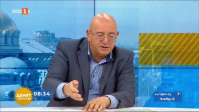 Министър Емил Димитров: За следващите три години София няма проблем с водоснабдяването