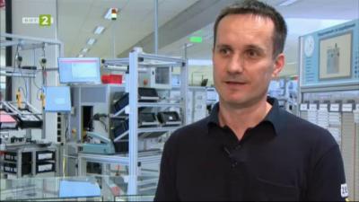 Как работи...: Производство на компоненти за автоматизация