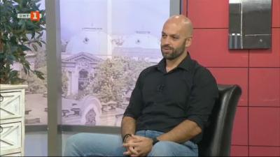 Адриан Георгиев - европейски шампион по оказване на първа помощ
