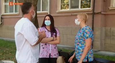 Студенти стават доброволци в болницата в Пловдив