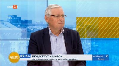Д-р Кокалов: Начинът на финансиране в здравеопазването трябва да се промени