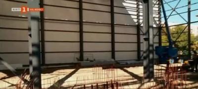 Нов тренировъчен комплекс в Пловдив
