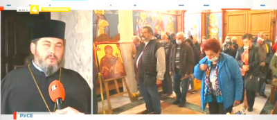 Манастирът Св. Димитър - Басарбовски