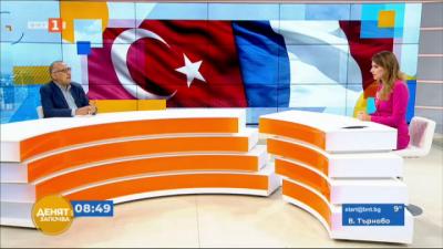 Конфликтът между Турция и Франция