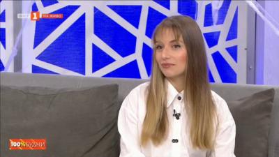 Михаела Маринова за самостоятелния концерт, новите проекти и любовта